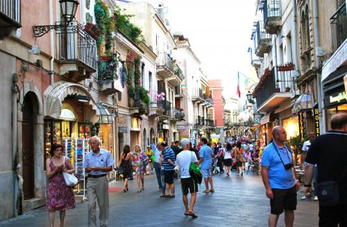 Vai alla scheda: Attività Commerciale Vendita - Taormina (ME) | Centro - Codice -202-2220