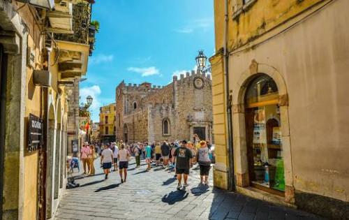 Vai alla scheda: Attività Commerciale Vendita - Taormina (ME) | Centro - Codice -202-2221
