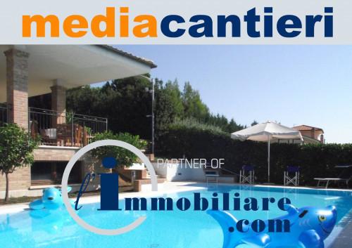 Vai alla scheda: Villa singola Vendita - Città Sant'Angelo (PE) | Madonna della Pace - Codice -362-06