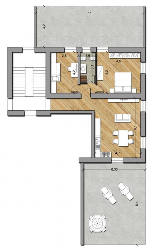 Vai alla scheda: Appartamento Vendita - Anzio (RM) - Codice -367-via filibeck