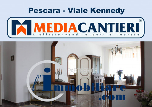 Vai alla scheda: Appartamento Vendita - Pescara (PE) | Centro - Codice -362-37