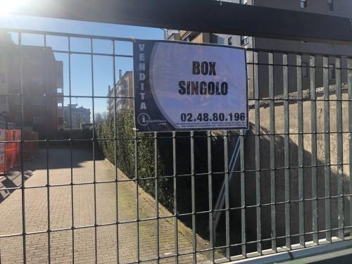 Vai alla scheda: Box / Posto auto Vendita - Buccinasco (MI) - Codice -109-BOX24