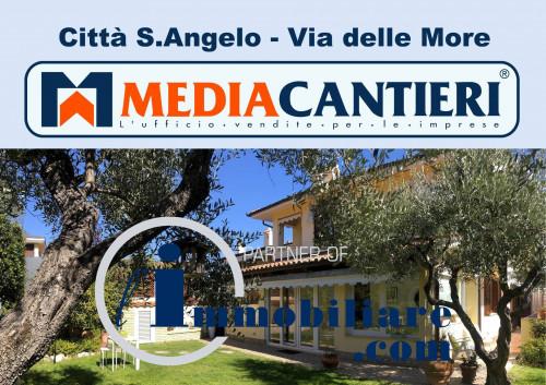 Vai alla scheda: Villa singola Vendita - Città Sant'Angelo (PE) - Codice -362-63
