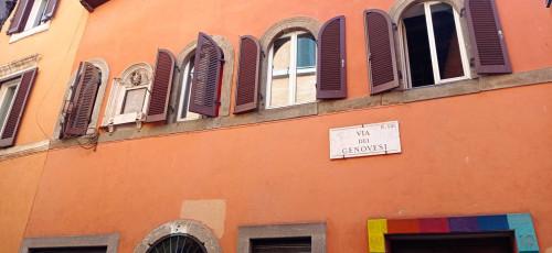 Vai alla scheda: Appartamento Affitto - Roma (RM)   Trastevere - Codice -302-TRASTEVERE - VIA DEI GENOVESI