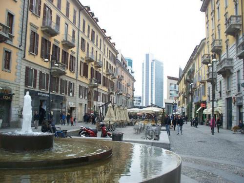 Vai alla scheda: Appartamento Affitto - Milano (MI)   Garibaldi - Codice -86-21020