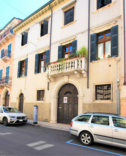 Vai alla scheda: Stabile / Palazzo Vendita - Verona (VR) | Veronetta - Codice -PP35