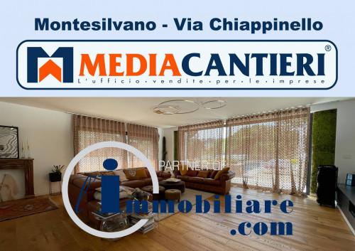 Vai alla scheda: Villa singola Vendita - Montesilvano (PE) - Codice -362-82