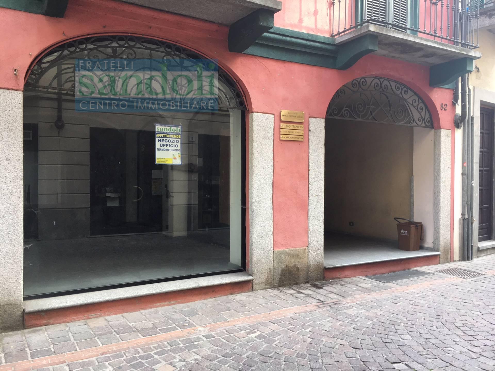 Negozio ufficio in affitto a vercelli cod 4985a for Centro ufficio