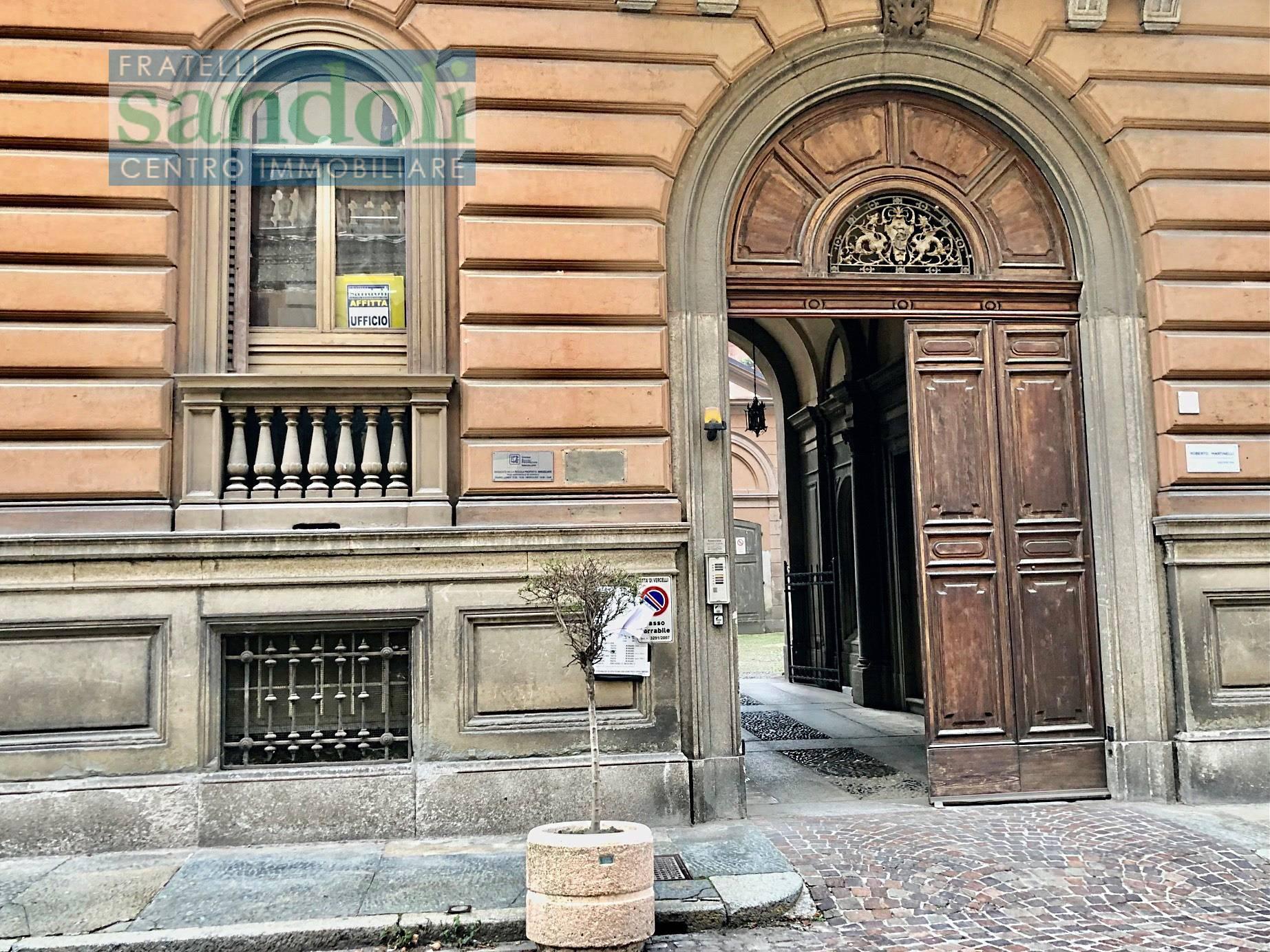 Ufficio in Affitto a Vercelli Cod. 2307
