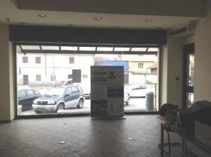 Negozio-Ufficio in Affitto a Vercelli