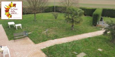 VILLETTA - PORZIONE con GIARDINO in Vendita a Castello d'Argile