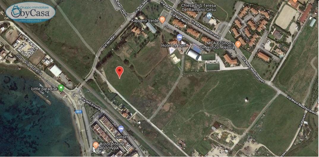 Terreno Agricolo in vendita a Santa Marinella, 9999 locali, zona Località: PratodelMare, prezzo € 70.000 | CambioCasa.it