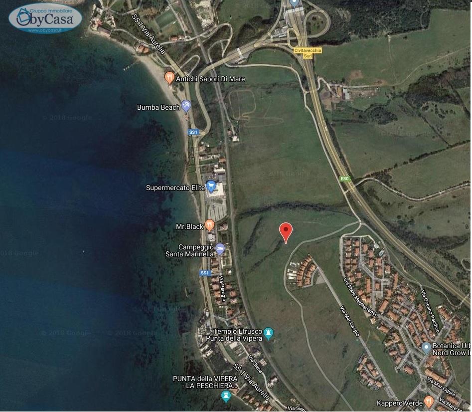 Terreno Agricolo in vendita a Santa Marinella, 9999 locali, zona Località: PratodelMare, prezzo € 120.000 | CambioCasa.it