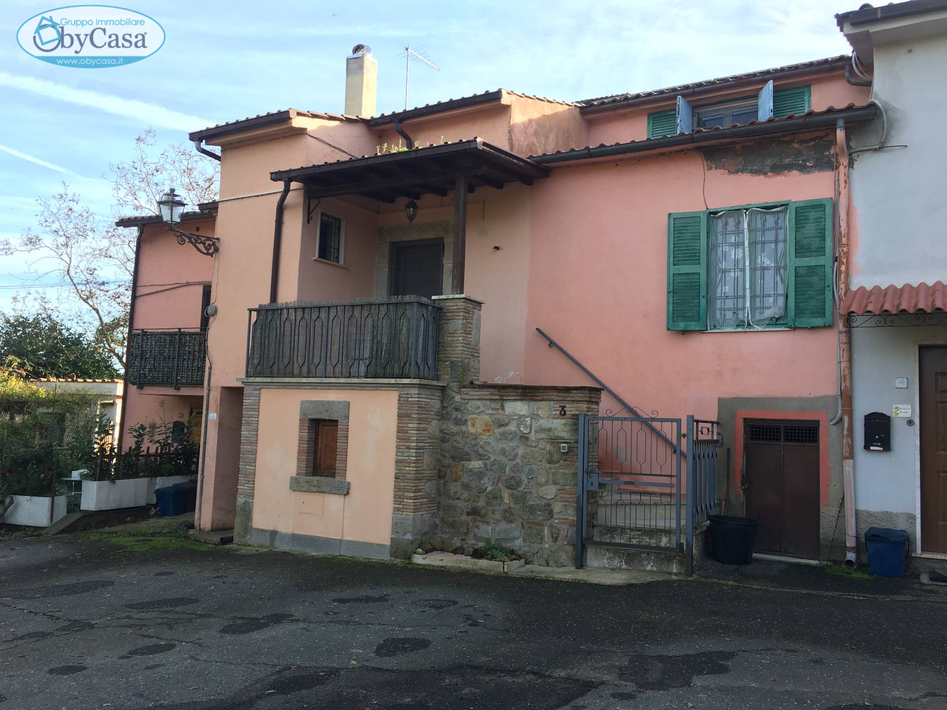 Casa Indipendente in vendita Montevirginio-canale monterano Canale Monterano