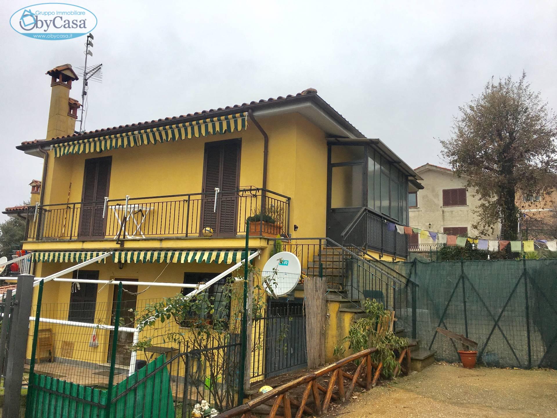 Casa Indipendente in vendita Centro-Centro Canale Monterano