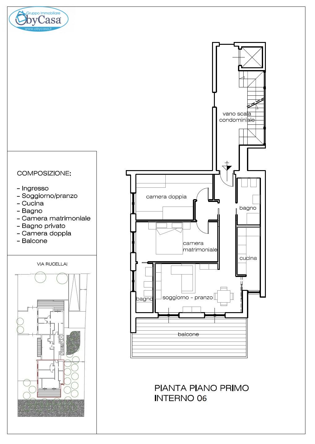 Appartamento in vendita a Santa Marinella, 3 locali, zona Località: Centrale, prezzo € 255.000   CambioCasa.it