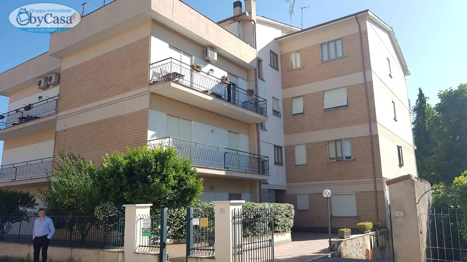 Agenzie Immobiliari Bassano appartamento 4 locali in vendita a bassano romano cod