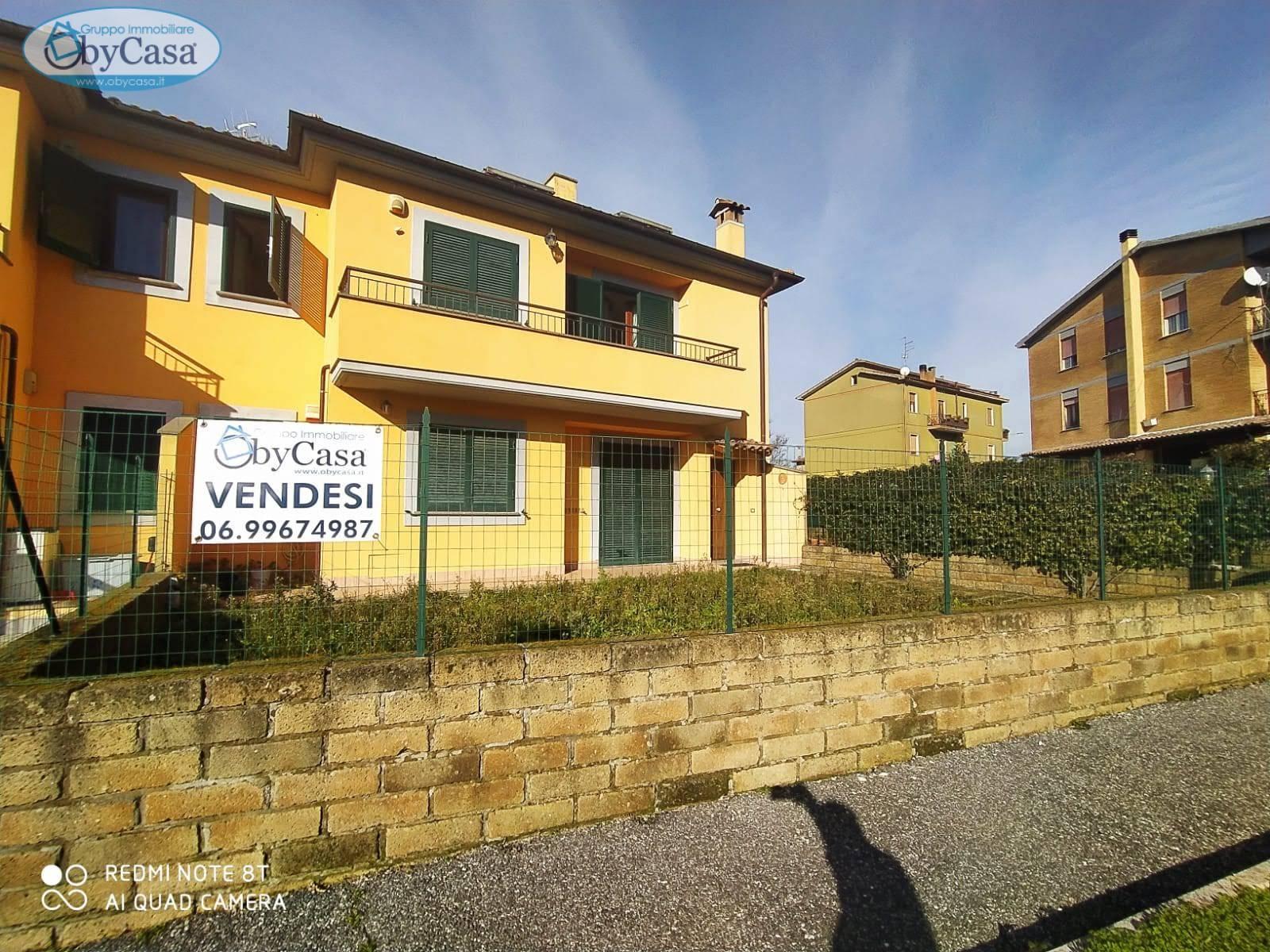 Agenzie Immobiliari Bassano quadrilocale in vendita a bassano romano