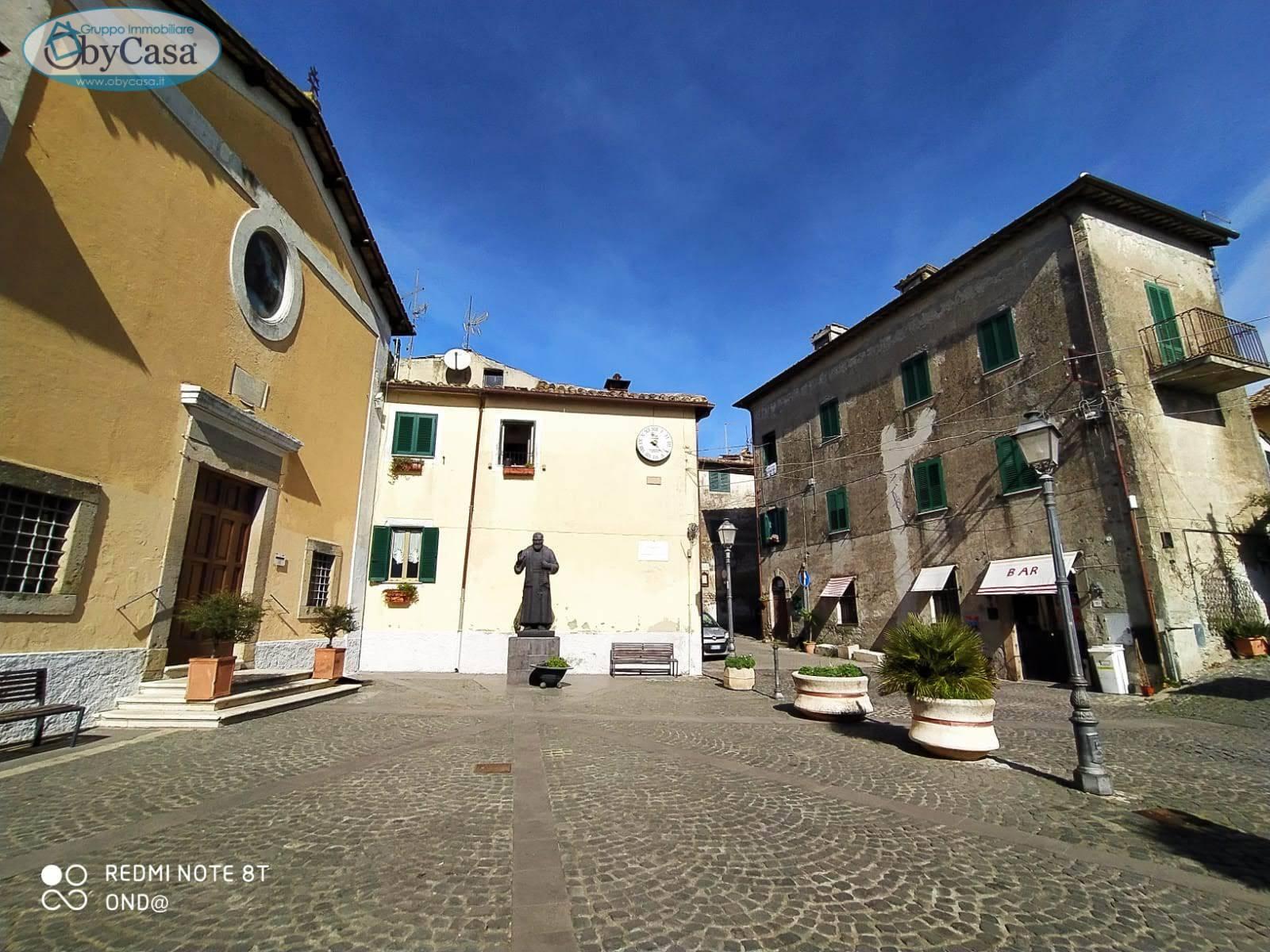 Appartamento in vendita a Manziana, 3 locali, zona Zona: Quadroni, prezzo € 90.000 | CambioCasa.it