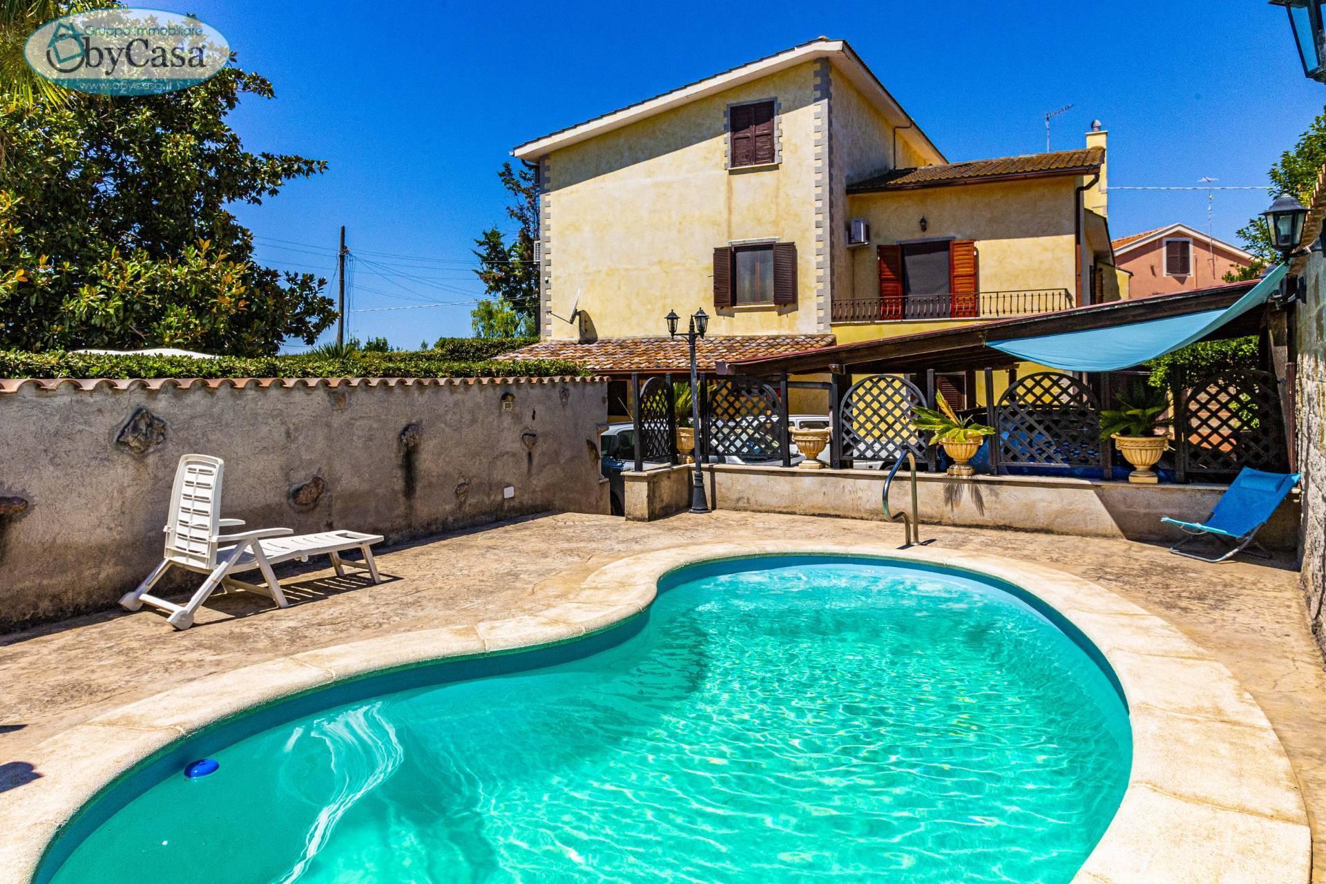 Villa Cerveteri Vendita 550 000 190 Mq Riscaldamento Autonomo Doppi Cambiocasa It