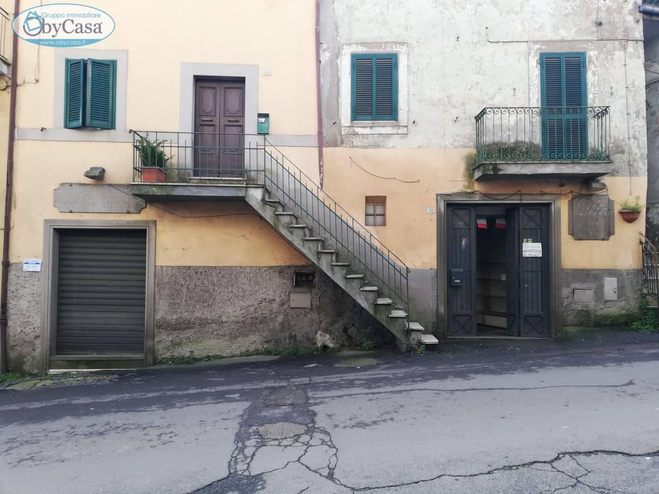 Negozio / Locale in affitto a Bassano Romano, 9999 locali, zona Località: bassanoromano, prezzo € 300 | CambioCasa.it