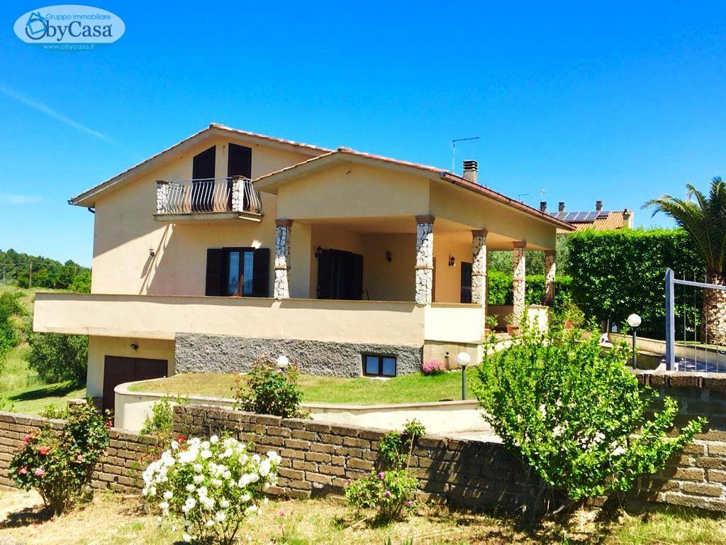 Villa in vendita a Bracciano, 6 locali, zona Località: CastelGiuliano, prezzo € 299.000   CambioCasa.it