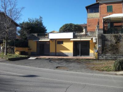 Locale commerciale in Vendita a Oriolo Romano