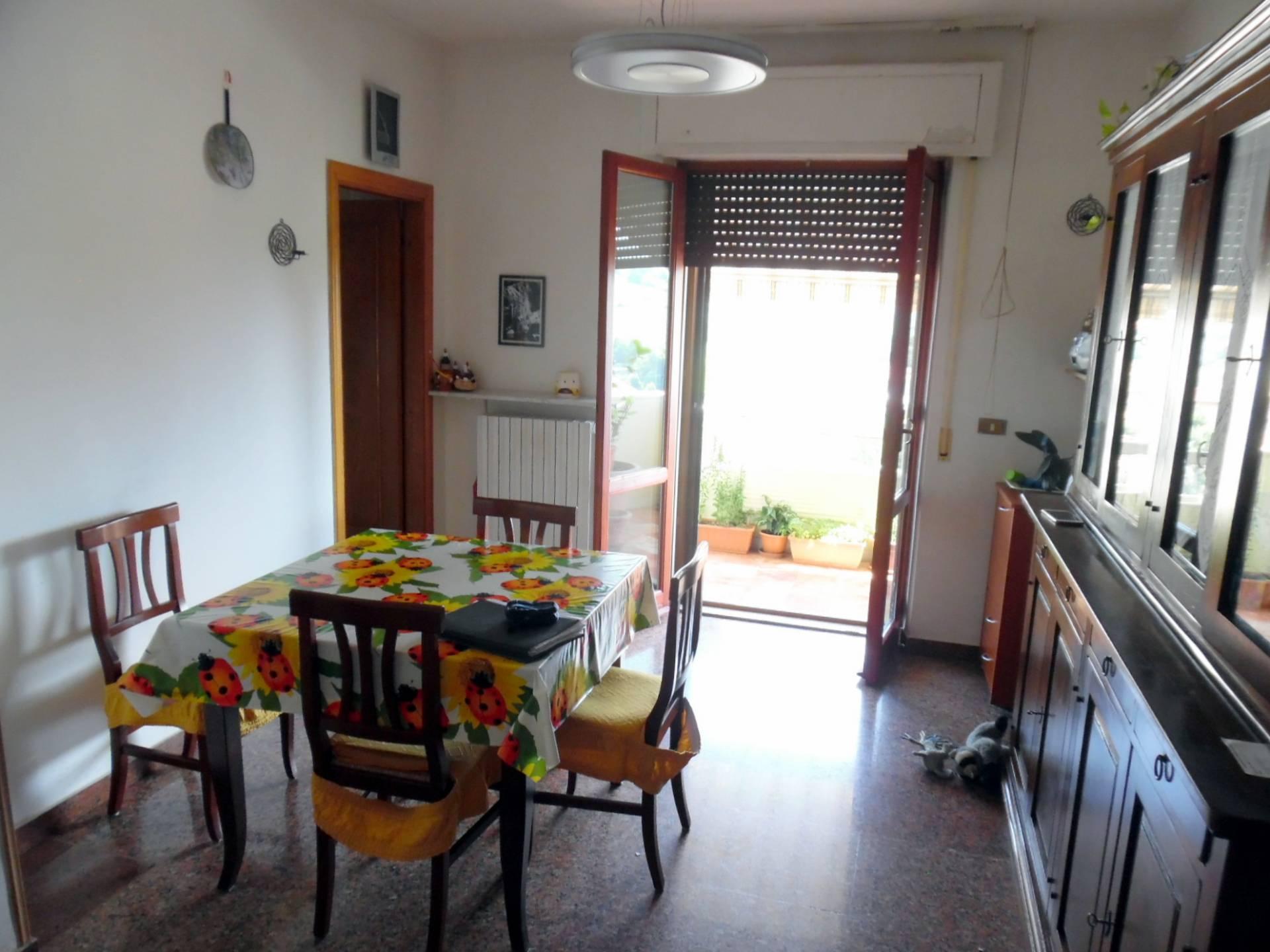 Appartamento in vendita San Silvestro-Via panoramica Castorano