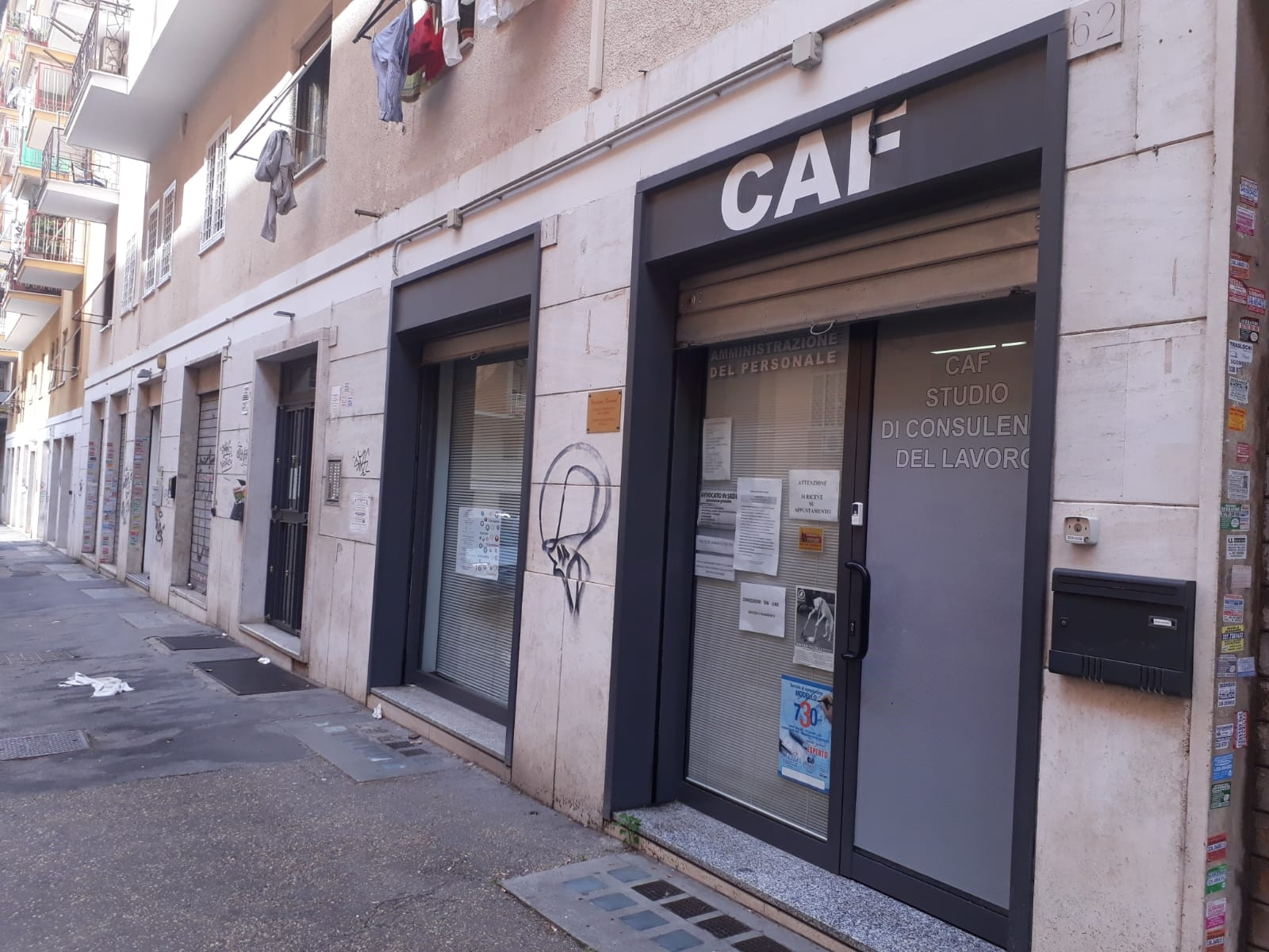 Agenzia frimm prenestina in via giorgio pitacco vendita for Locale commerciale affitto roma