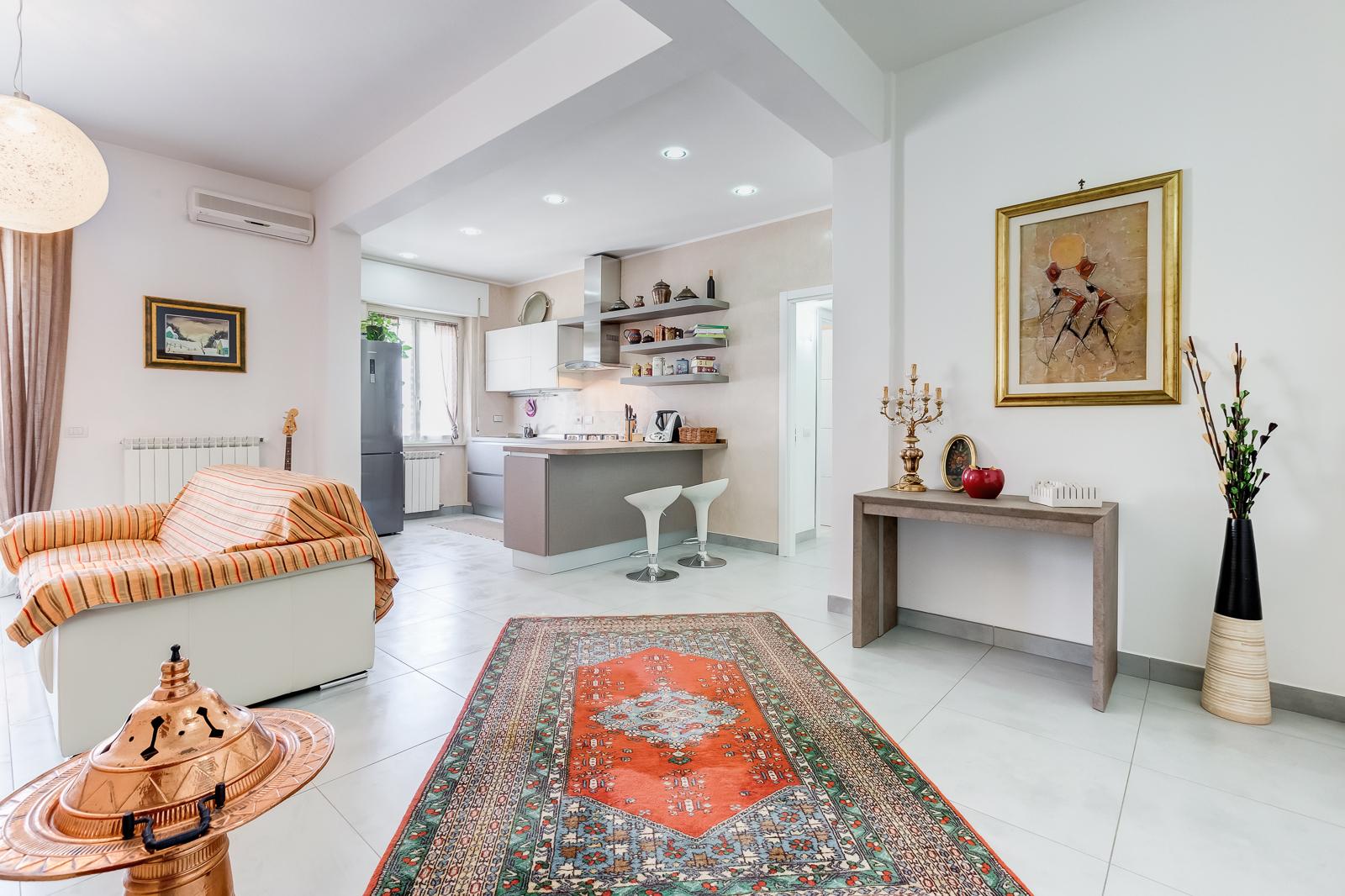 1181688 Appartamento in vendita Roma Tor Sapienza