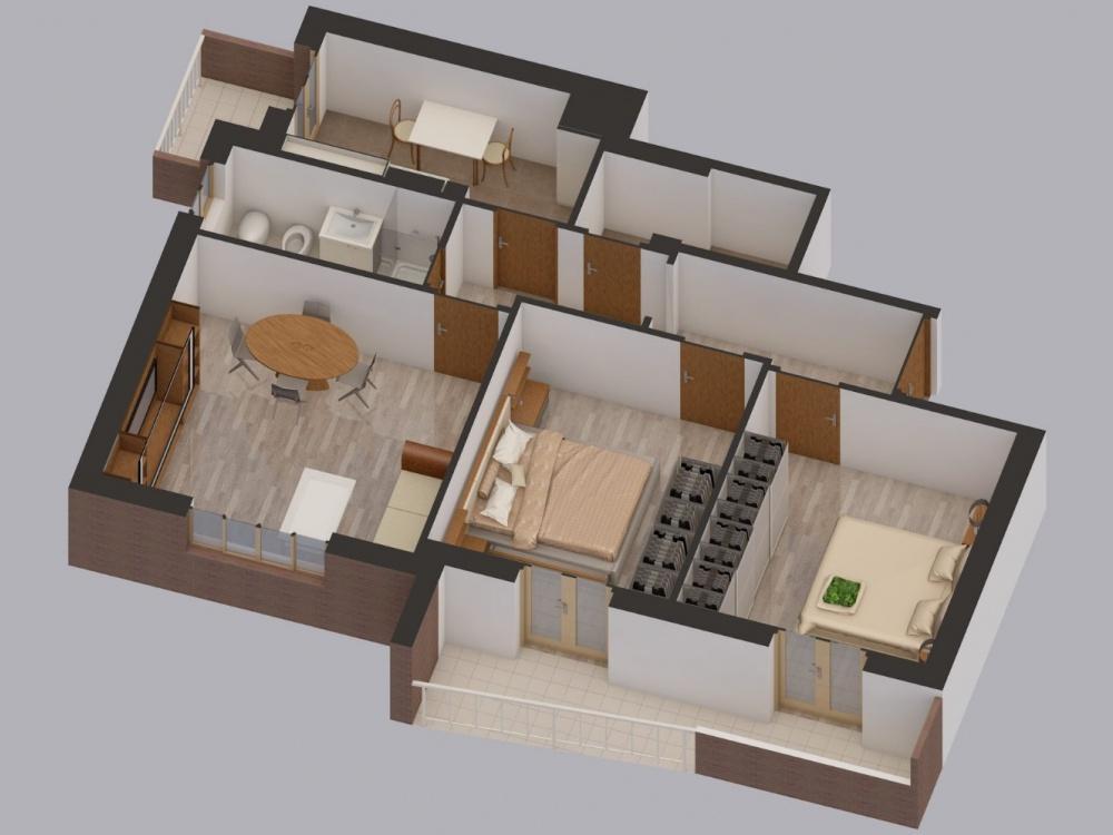 1118415014 Appartamento in vendita Roma Monteverde