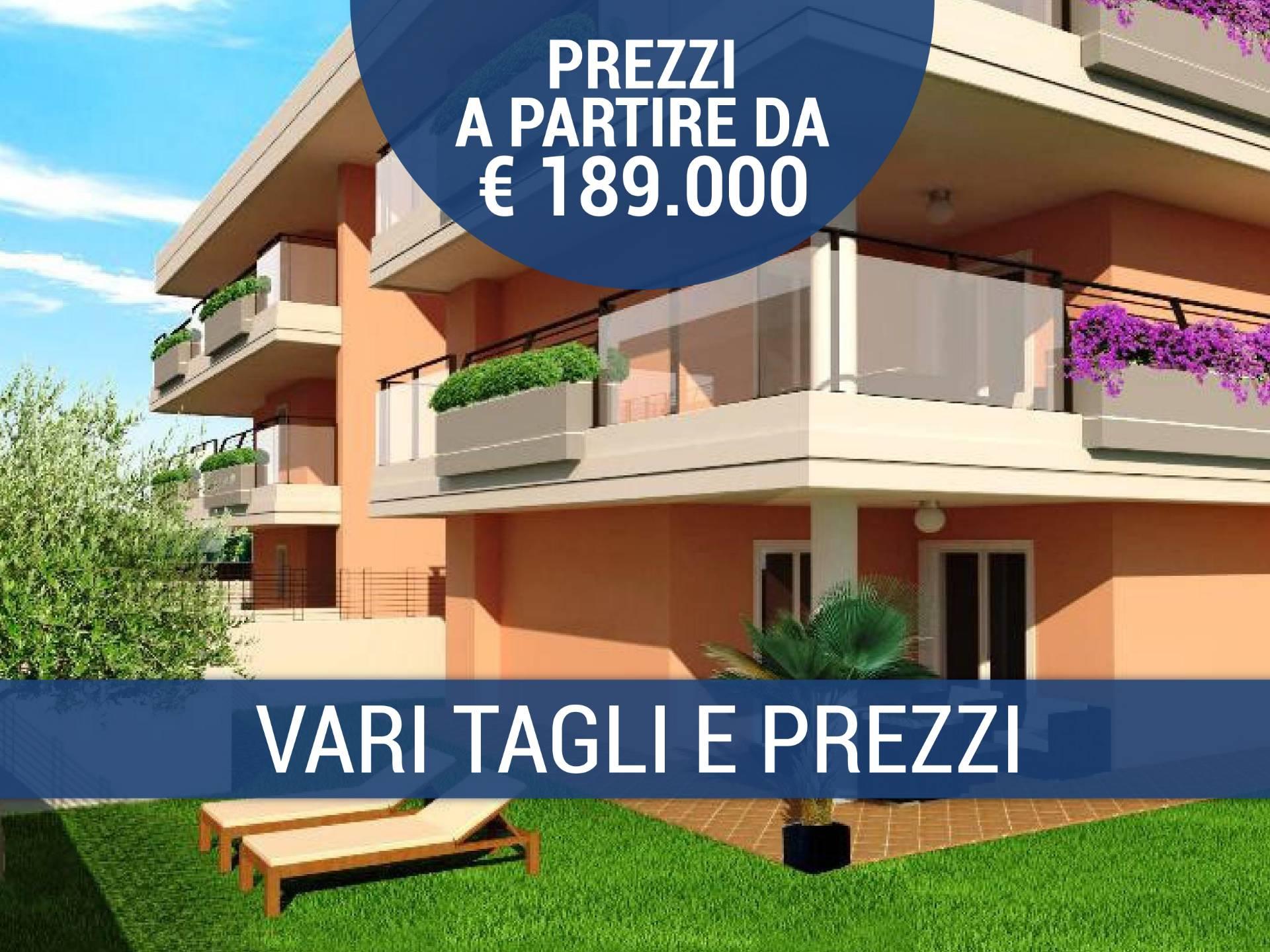 1118415393 Appartamento in vendita Roma Casal del Marmo - Nuove Costruzioni