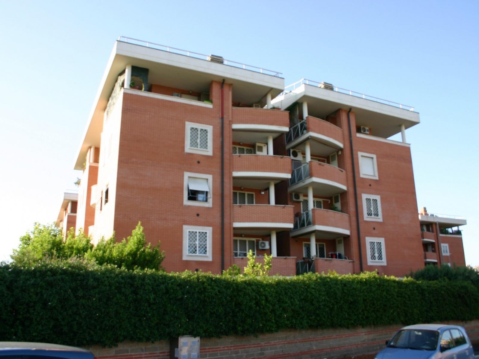 1118415858 Trilocale in Viale Franco Angeli, Roma, Zona Collatino