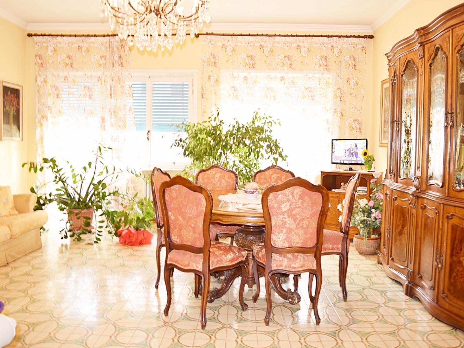 1118416435 Quadrilocale in Via Federico Nansen, Roma, Zona Ostiense