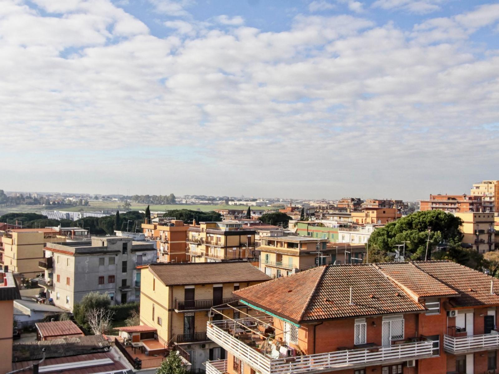 1118416884 Trilocale in Via Del Torraccio Di Torrenova, Roma, Zona Torre Angela