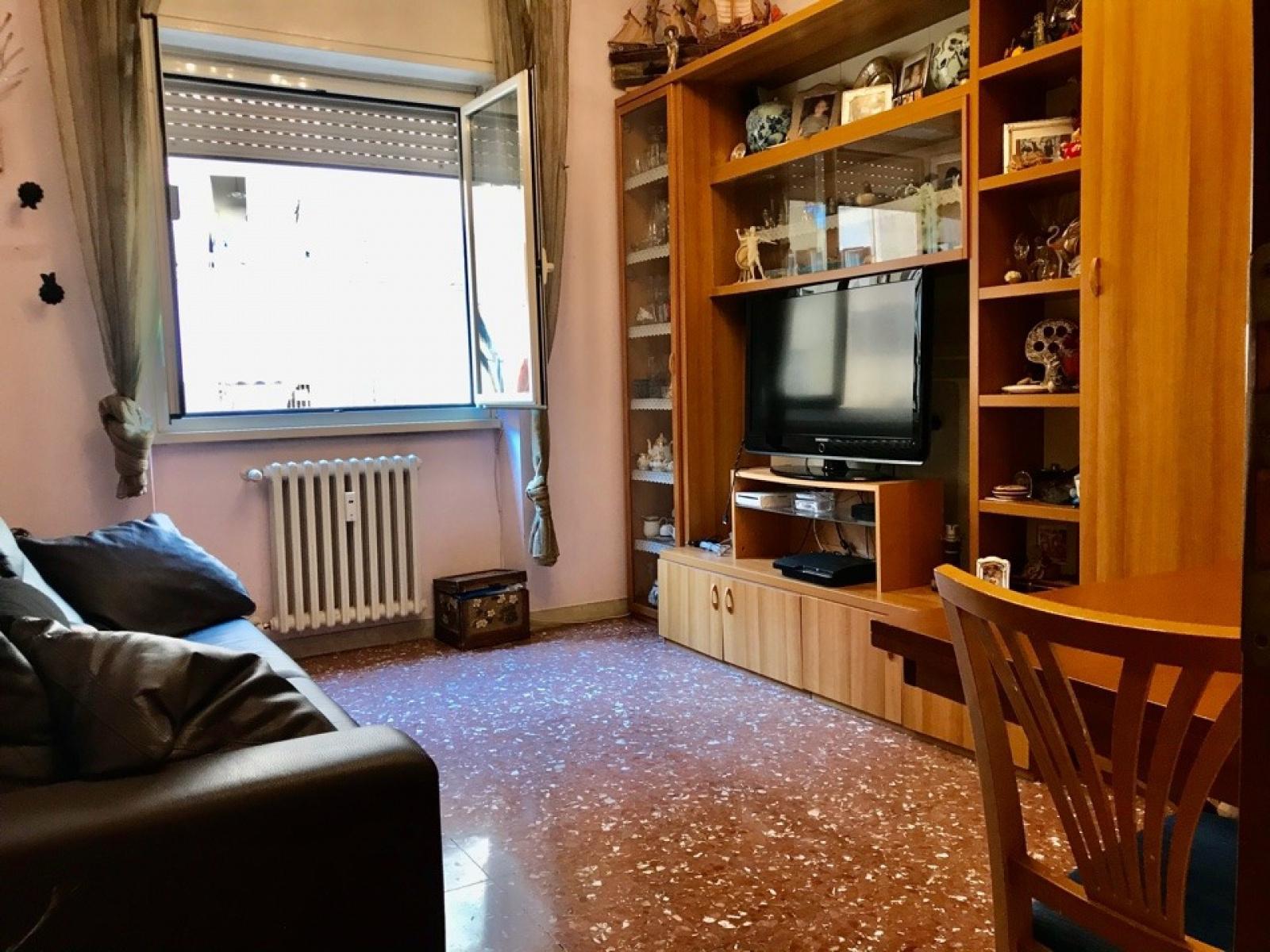 1118416907 Trilocale in Via Guido Cora, Roma, Zona Pigneto