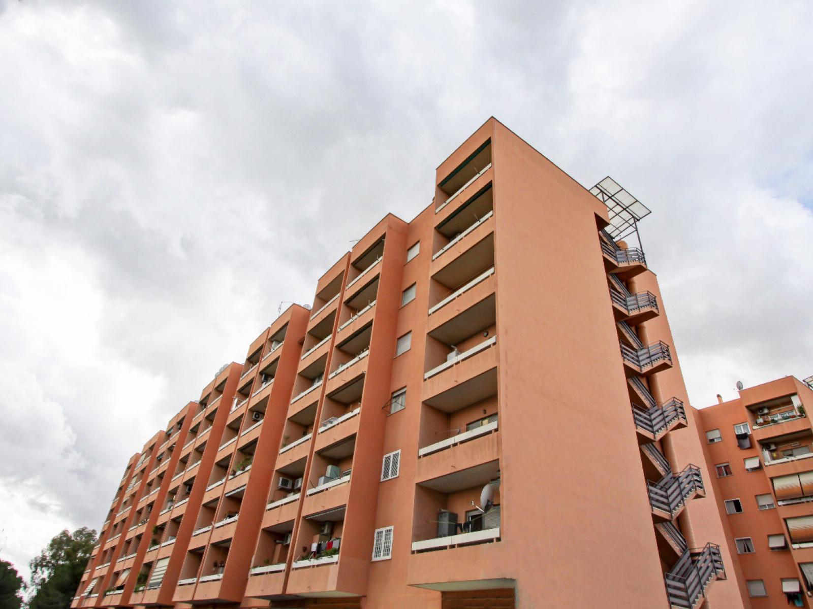 1118417035 Bilocale in Via Emilio Longoni, Roma, Zona Tor Sapienza