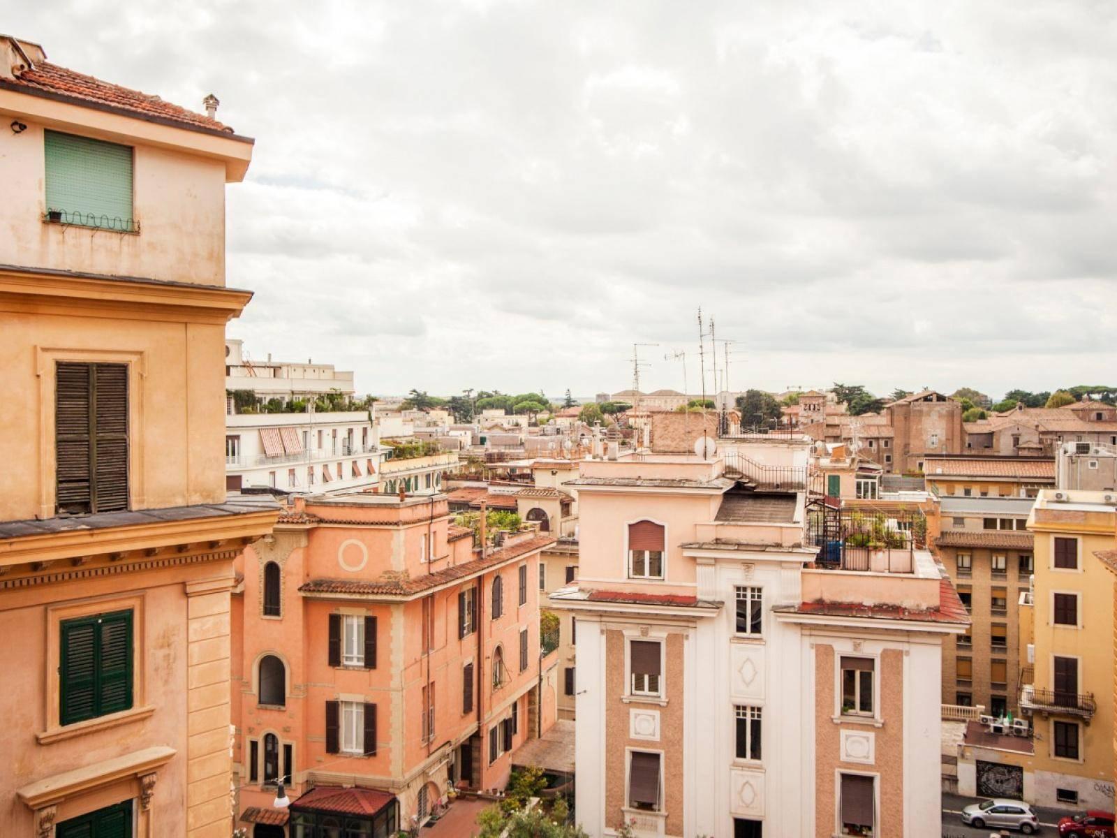 1118417114 Quadrilocale in Via Angelo Poliziano, Roma, Zona Centro Storico