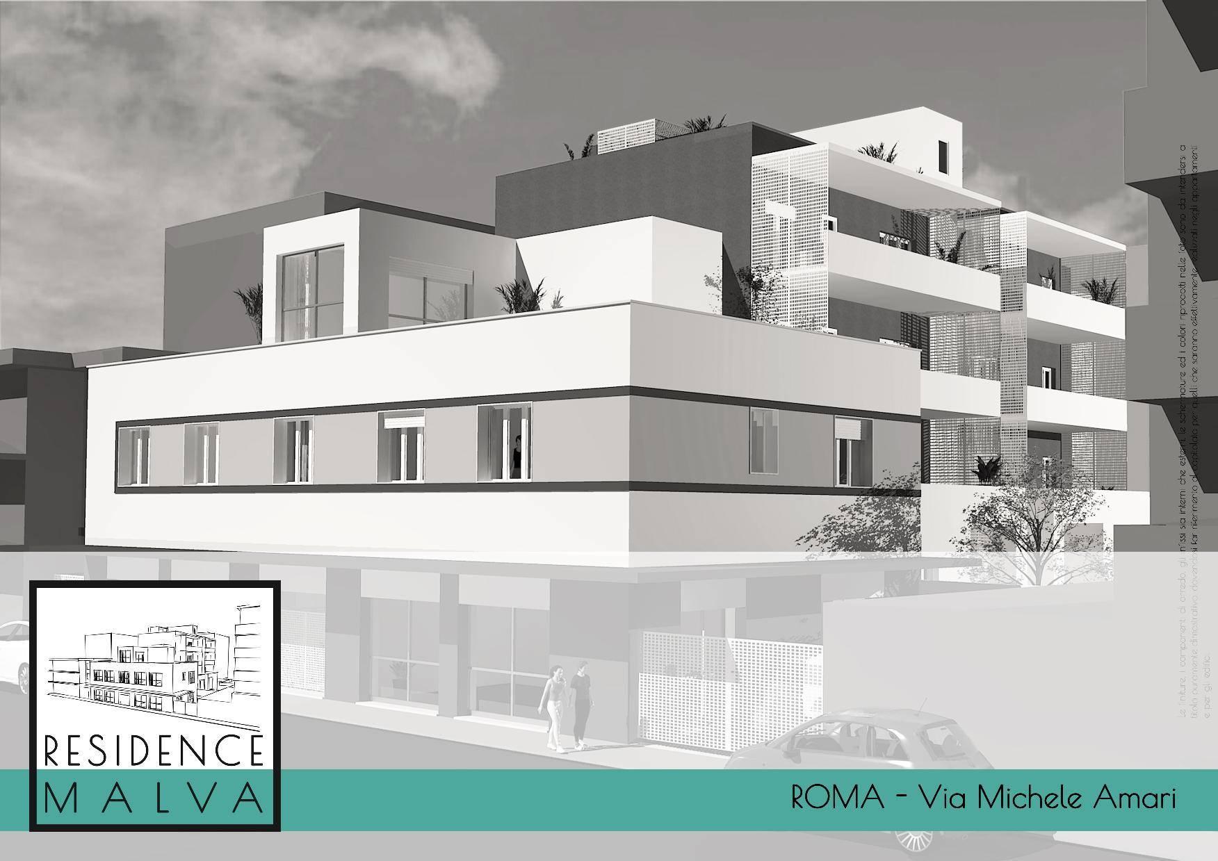 1118417378 Appartamento in vendita Roma Appio Latino Nuove Costruzioni