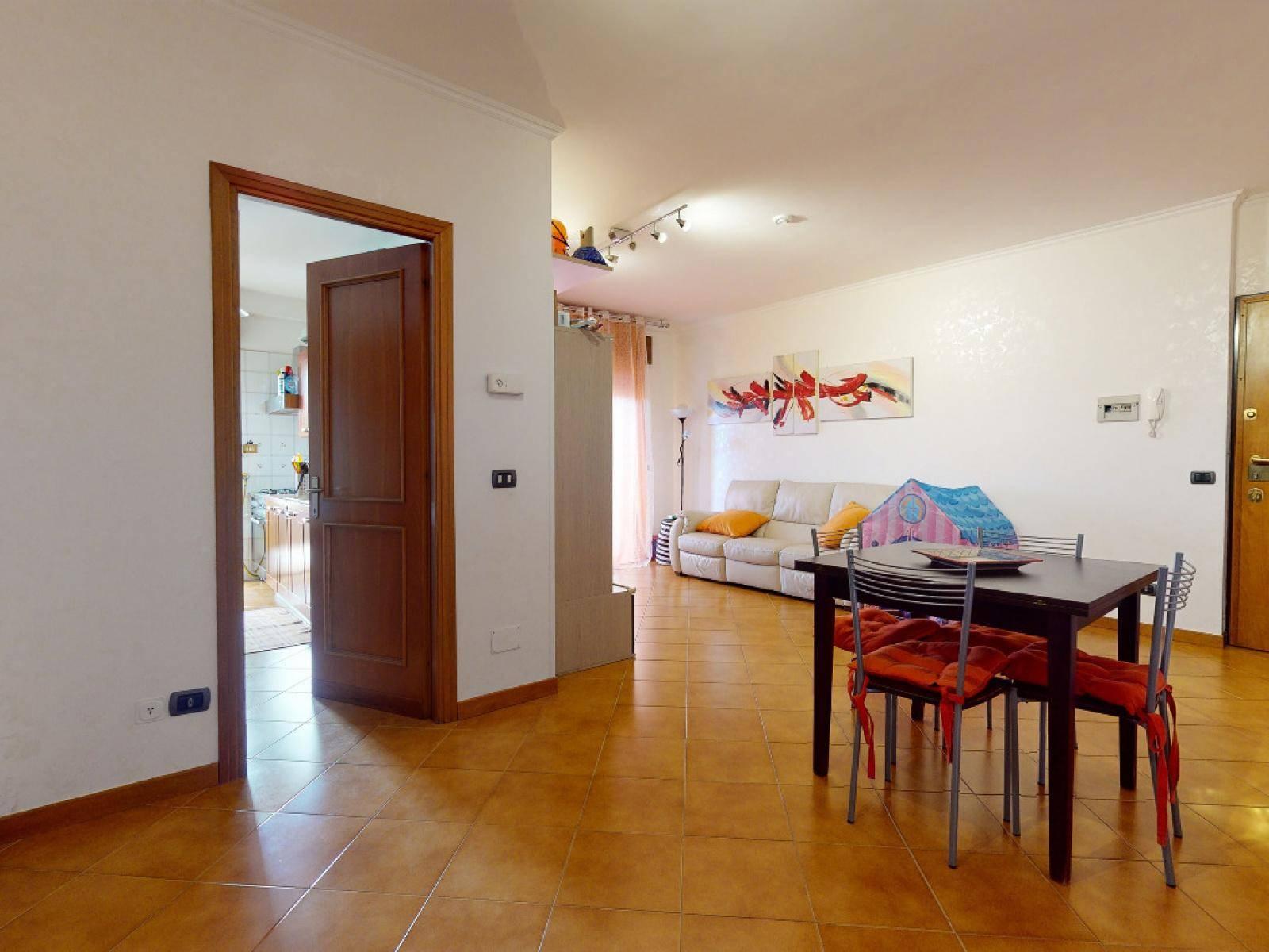 1118417381 Quadrilocale in Via Giuseppe Rosaccio, Roma, Zona Casal De Pazzi