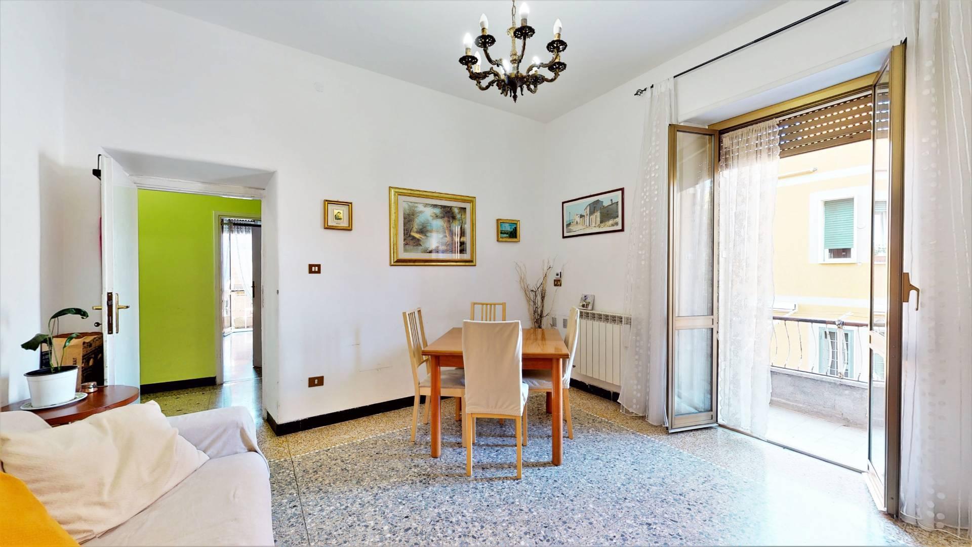 1118417417 Trilocale in Via Dei Gelsi, Roma, Zona Centocelle