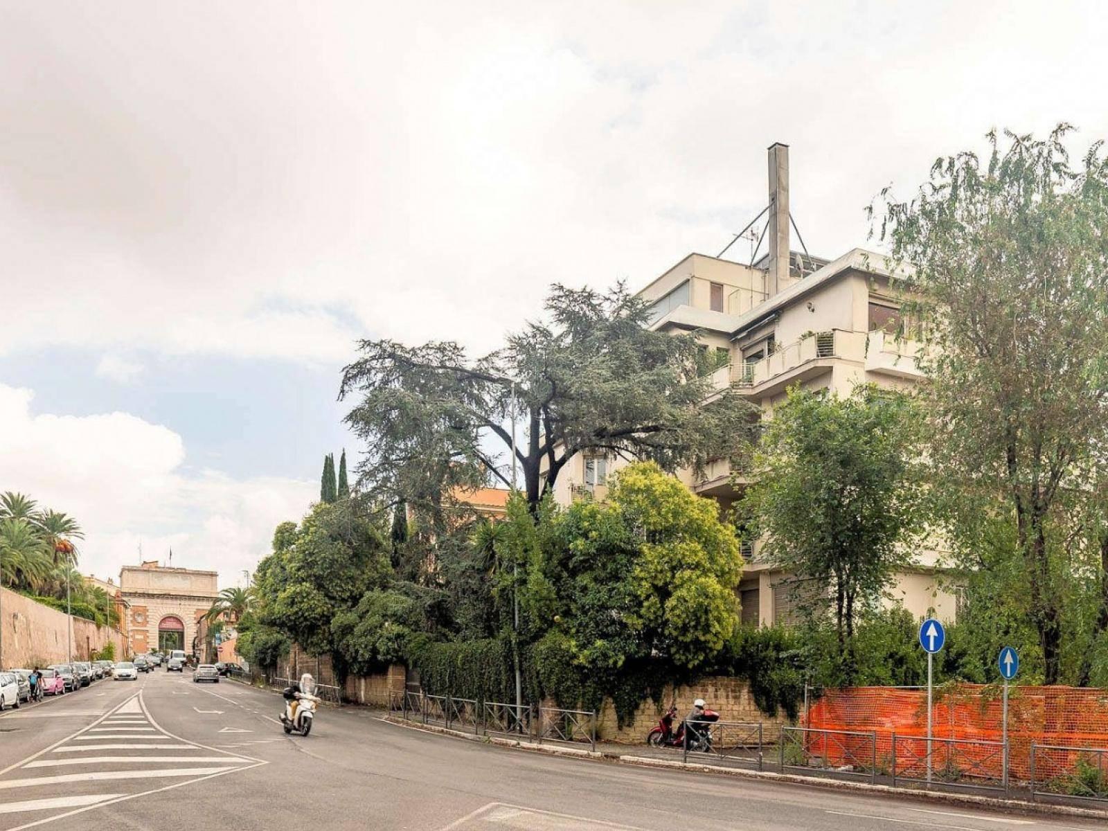 1118417666 Plurilocale (7) in Via Di San Pancrazio, Roma, Zona Monteverde