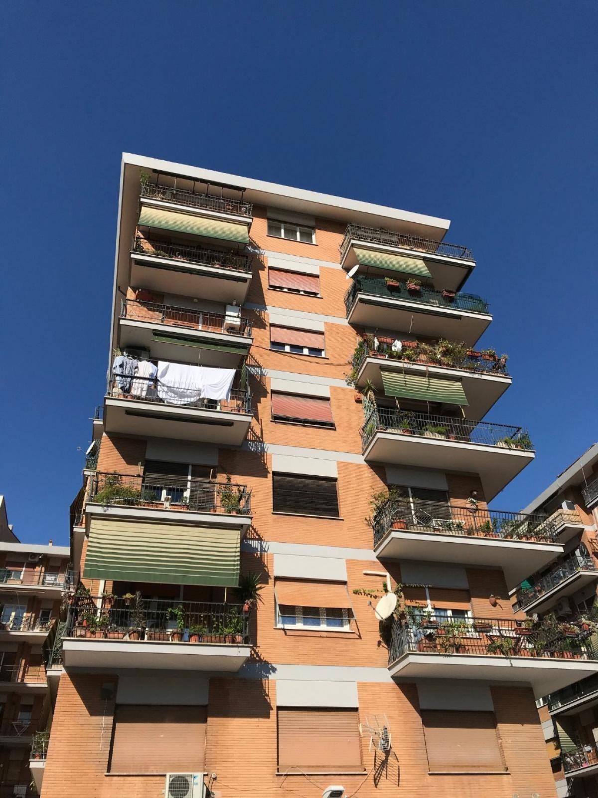 1118417819 Trilocale in Via Giannozzo Manetti, Roma, Zona Baldo Degli Ubaldi