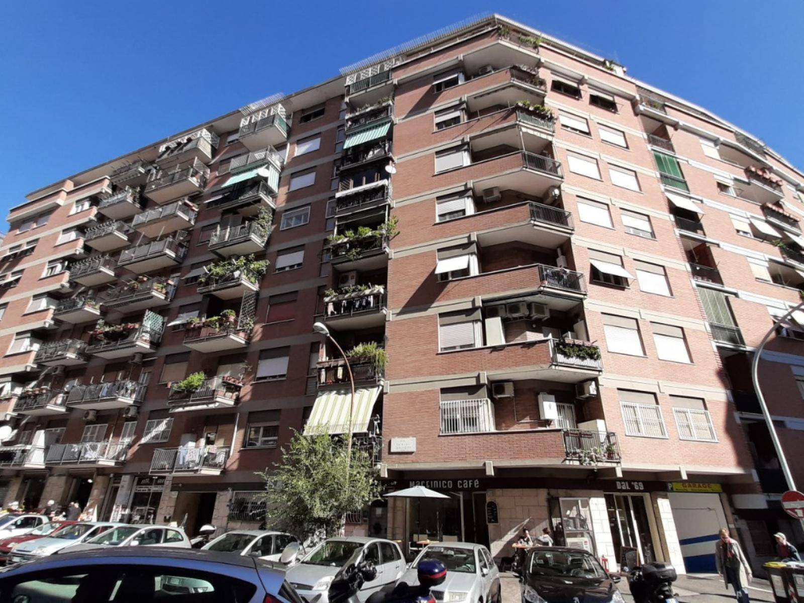 1118417852 Trilocale in Via Damaso Cerquetti, Roma, Zona Monteverde
