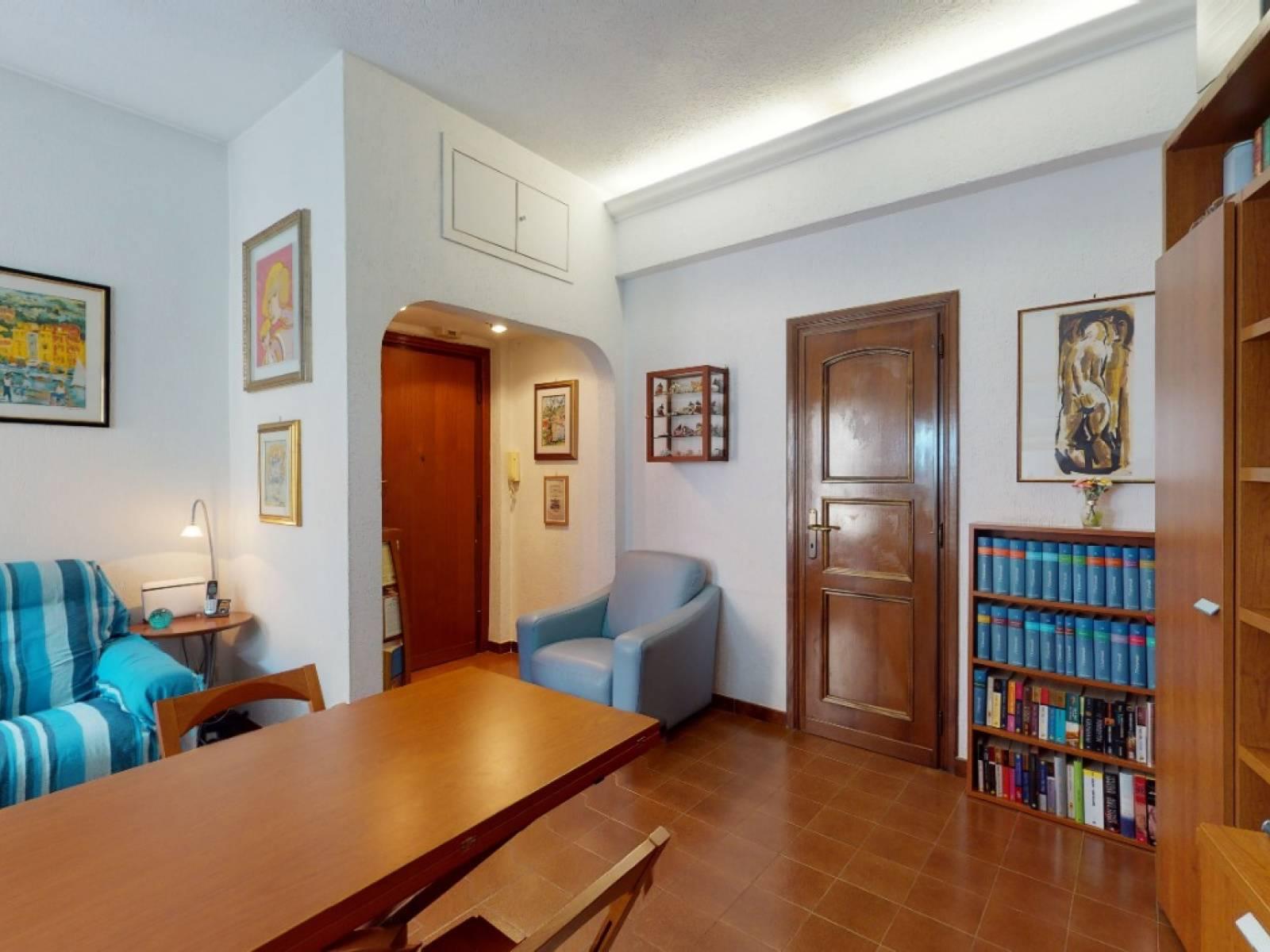 1118417984 Trilocale in Via Giovanni Aldini, Roma, Zona Marconi