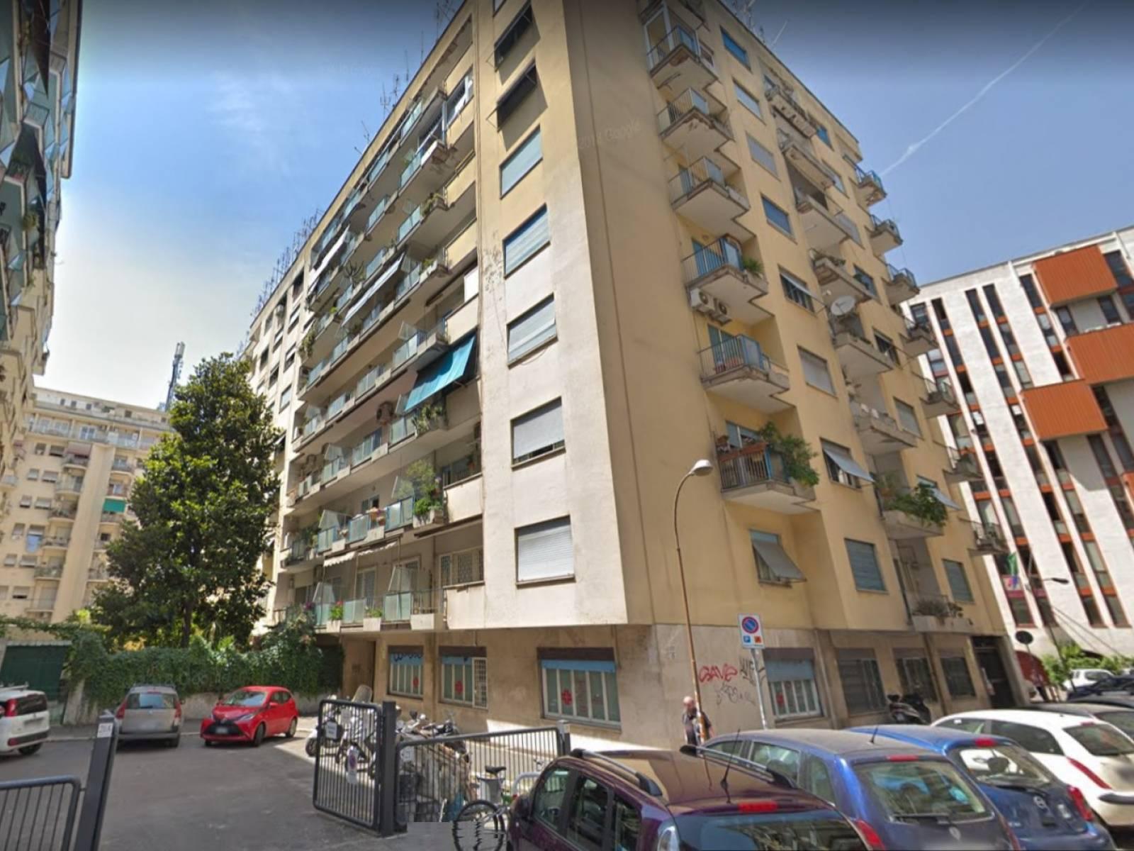 1118418029 Trilocale in Via Giovanni Battista Cerruti, Roma, Zona Garbatella