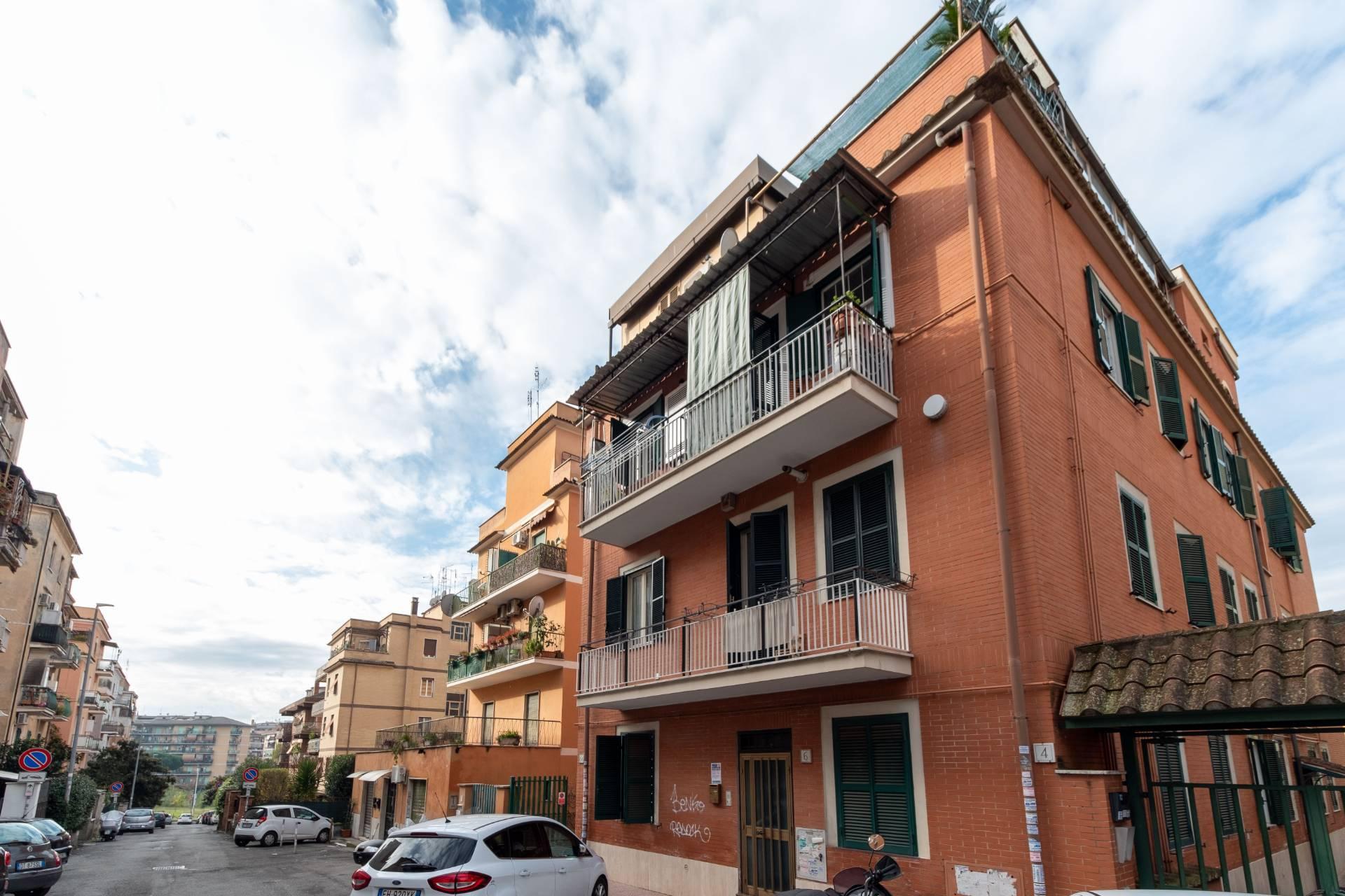1118418033 Bilocale in Via Giorgio Bonelli, Roma, Zona Alessandrino