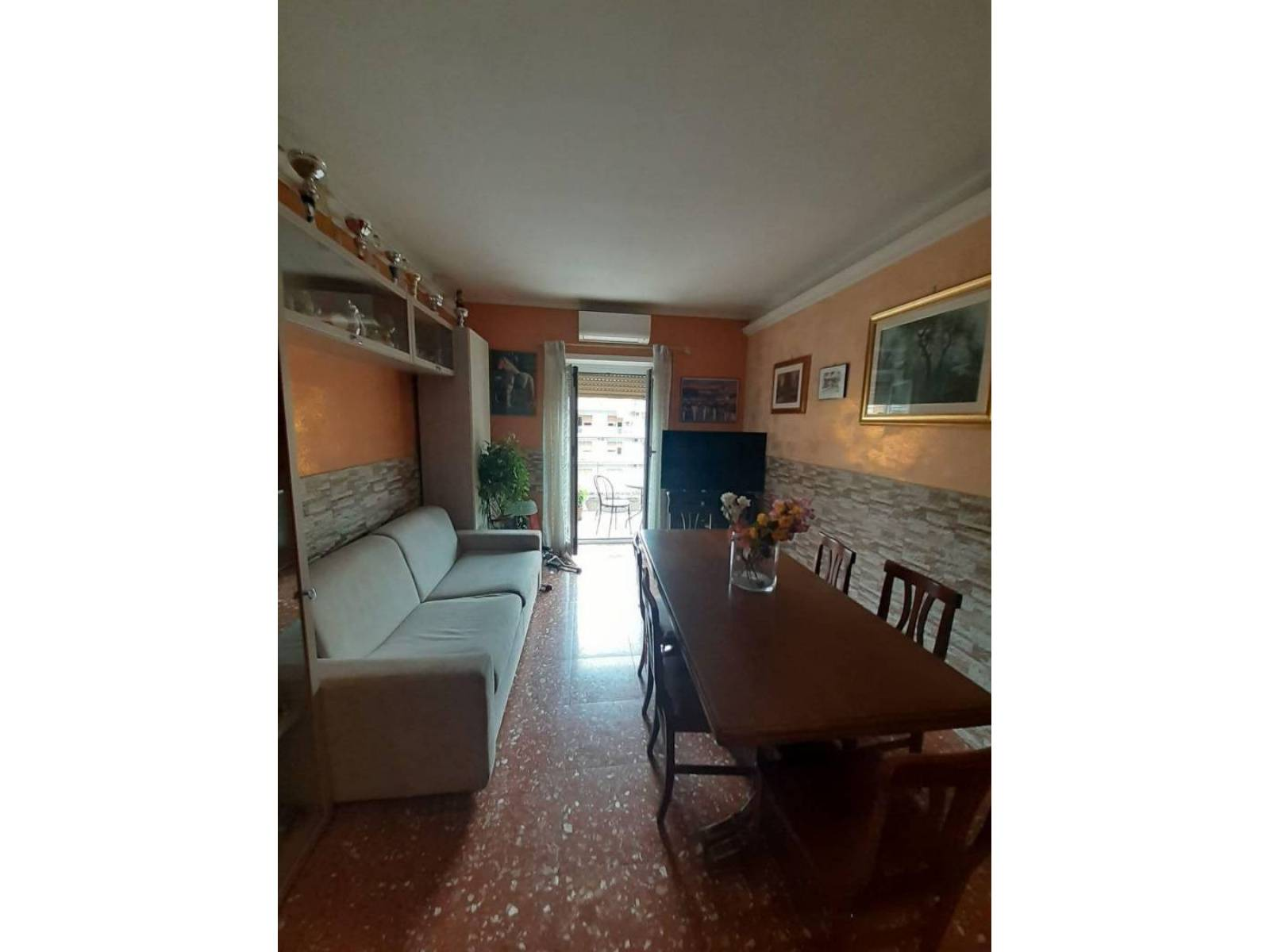 1118418088 Trilocale in Via Cairano, Roma, Zona Villa Gordiani