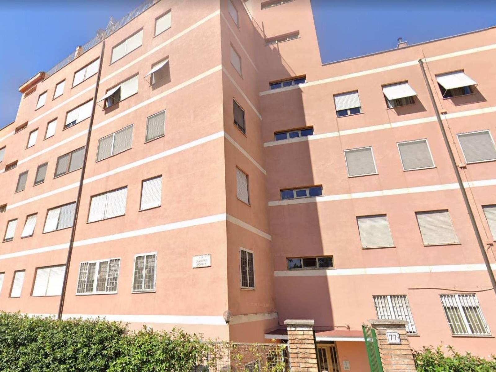 1118418131 Trilocale in Via Giacomo Zanella, Roma, Zona Talenti