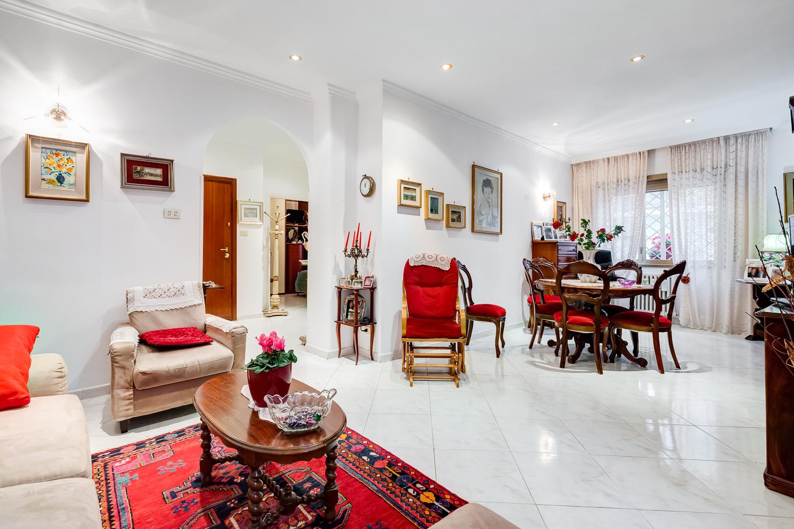 1118418193 Trilocale in Via Silvio Benco, Roma, Zona Villa Gordiani